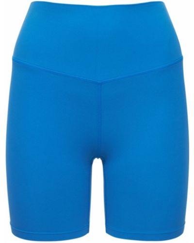 Джинсовые синие шорты Splits59