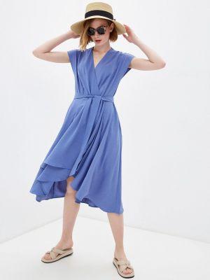 Платье - голубое Mankato