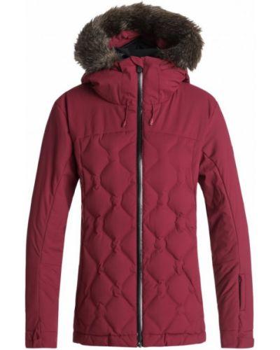 Красная куртка для сноуборда Roxy