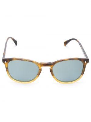 Солнцезащитные очки - коричневые Oliver Peoples