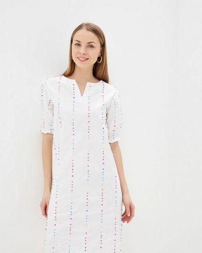 Платье - белое Unq
