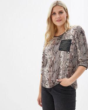 Блузка с длинным рукавом осенняя Milanika