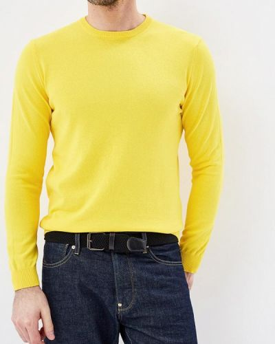 Желтый джемпер United Colors Of Benetton