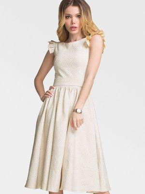 Коктейльное платье весеннее Zerkala
