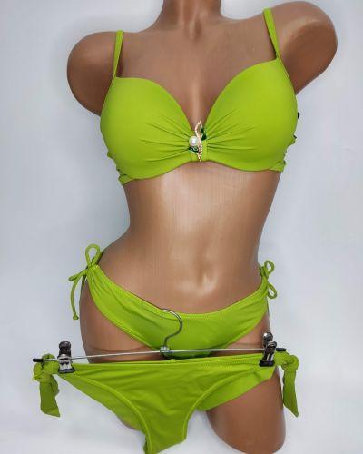 Плавки с завязками - зеленый Sisianna