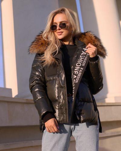 Куртка с карманами - хаки Visdeer
