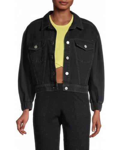 Синяя джинсовая куртка с подкладкой с воротником 525 America