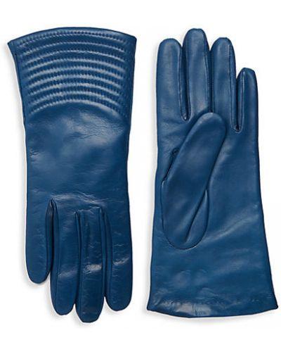 Кожаные перчатки с подкладкой Portolano