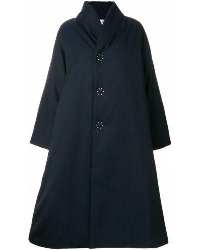 Длинное пальто на пуговицах с воротником Comme Des Garçons Comme Des Garçons