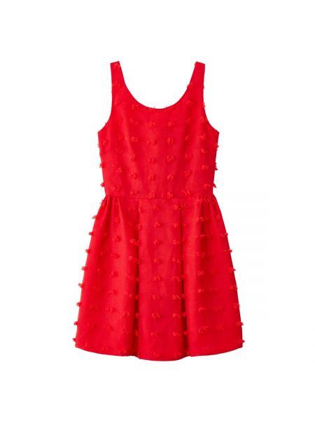 Платье мини с вышивкой с помпоном Molly Bracken