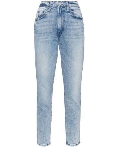 Зеленые пляжные джинсы с высокой посадкой винтажные с карманами Jordache