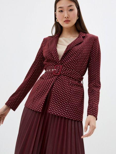 Пиджак - красный Tantino