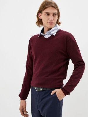 Бордовый пуловер Begood