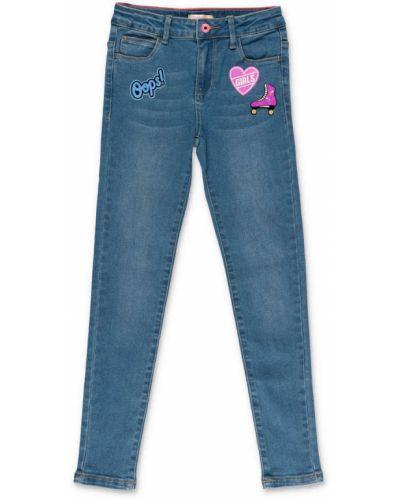 Niebieskie jeansy Billieblush
