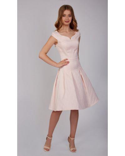 Розовое сарафан Helena