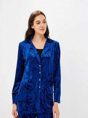 Блузка - синяя Nemes