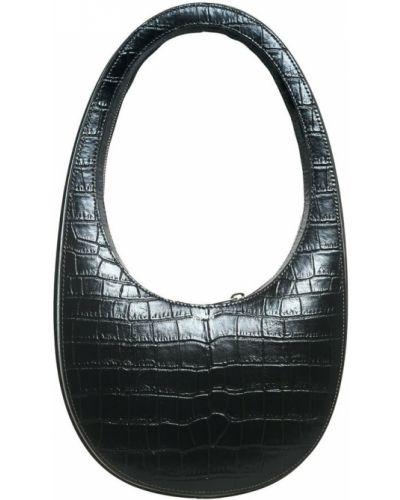Czarna torebka Coperni