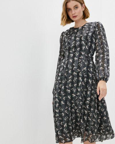 Прямое платье - серое Fadas
