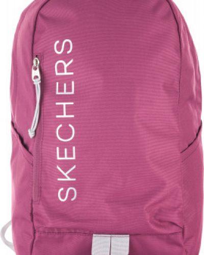 Рюкзак спортивный на молнии яркий Skechers