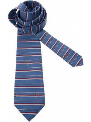 Синий галстук Pierre Cardin Pre-owned