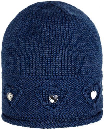 Зимняя шапка шерстяная декоративный Giamo