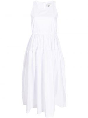 Хлопковое платье миди - белое 3.1 Phillip Lim