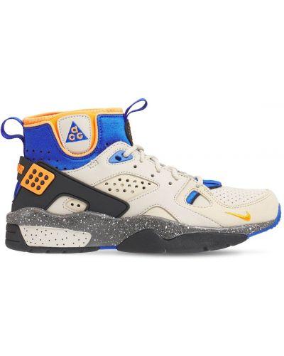 Кроссовки с перфорацией Nike Acg
