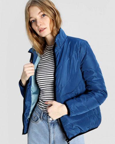 Утепленная куртка - синяя O'stin