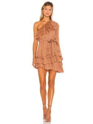 Шифоновое вечернее платье Rococo Sand