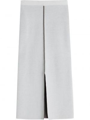 Белая юбка с завышенной талией Victoria, Victoria Beckham