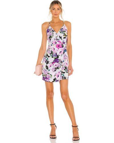 Трикотажное вечернее платье - фиолетовое Bcbgeneration