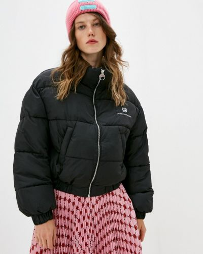Черная куртка Chiara Ferragni Collection