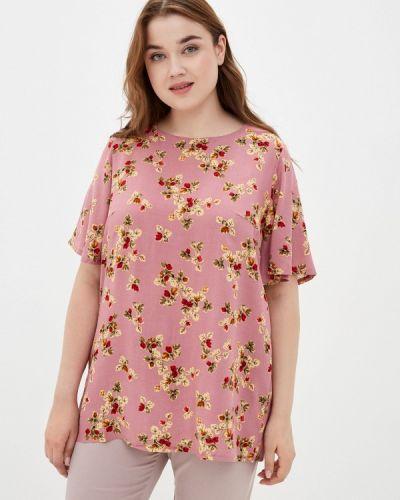 Розовая весенняя блузка Prewoman