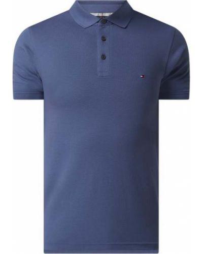 Niebieska koszula bawełniana Tommy Hilfiger