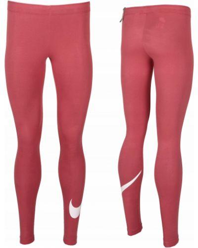 Legginsy długo z logo Nike