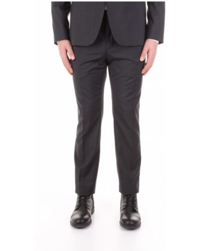 Satynowy garnitur elegancki Calvin Klein