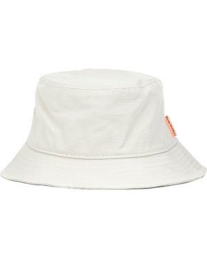 Хлопковая шапка - бежевая Acne Studios