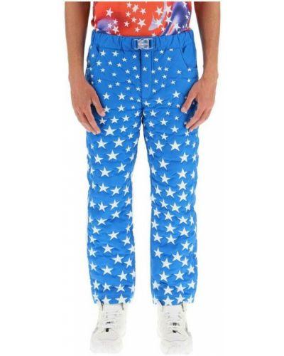 Niebieskie spodnie Erl