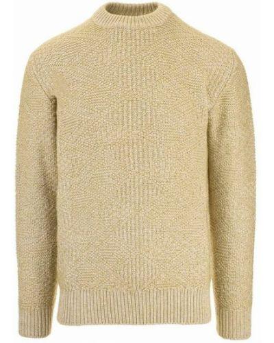 Sweter - żółty Loro Piana