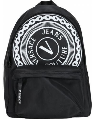Plecak sportowy - czarny Versace Jeans Couture