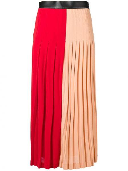 Юбка мини плиссированная миди Givenchy