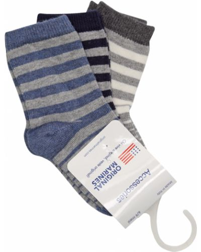 Хлопковые синие носки Original Marines