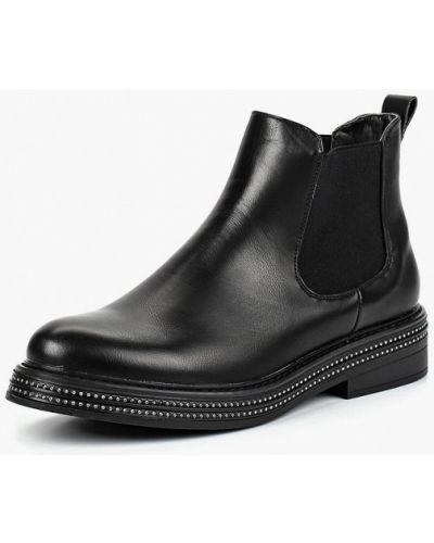 Ботинки челси кожаные осенние Ideal Shoes®