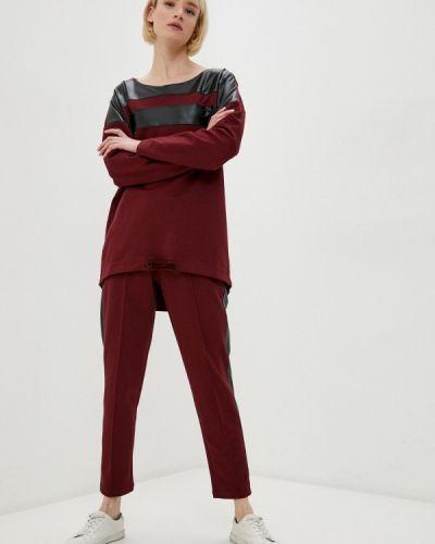 Костюмный красный спортивный костюм Ko'msi