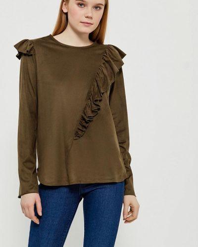Блузка зеленый весенний Chic