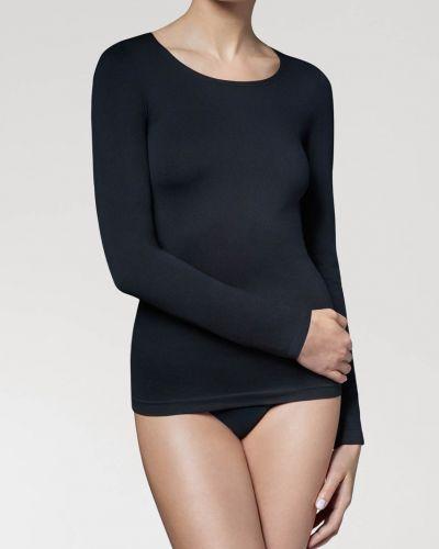 Черная блузка Gatta