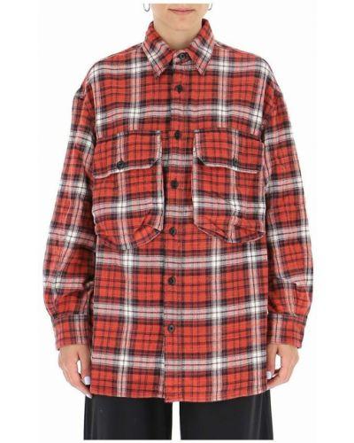 Czerwona koszula R13