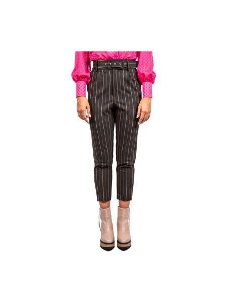 Czarne spodnie Hanita