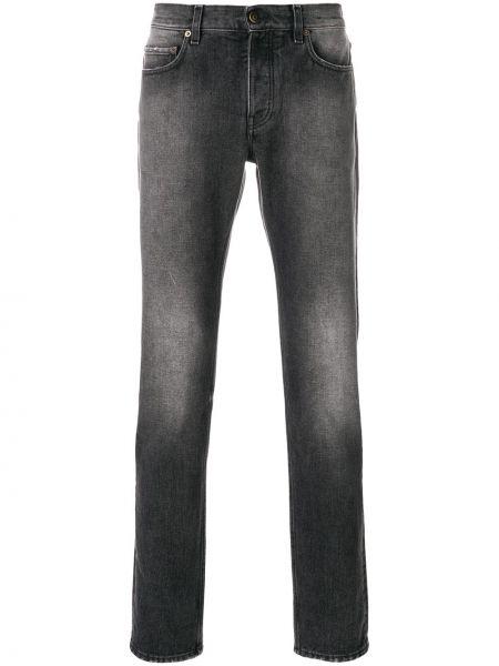 Прямые джинсы с жемчугом Harmony Paris