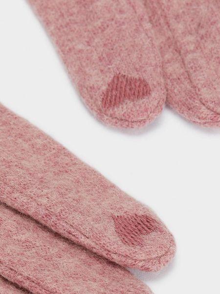 Розовые перчатки Parfois
